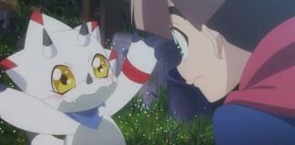 Primeiro trailer da série anime Digimon Ghost Game