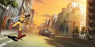 Go! Saitama - A incrível curta pelo ilustrador de One-Punch Man