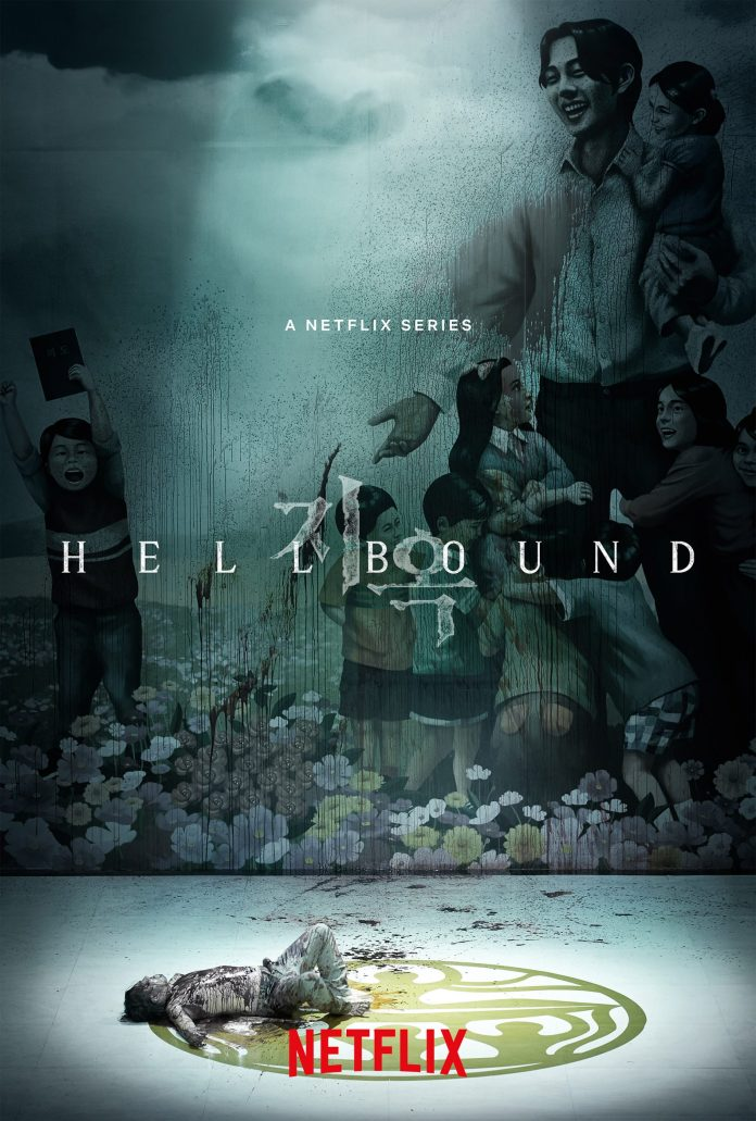 Hellbound Netflix poster