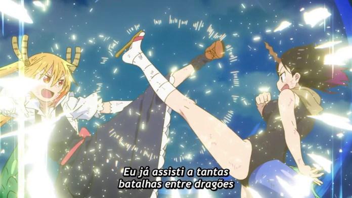 É Dragon Ball.