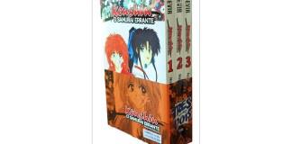 Devir lança Pack Kenshin 1+2+3