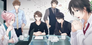 Vídeo promocional do jogo Stand My Heroes pela A-1 Pictures