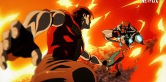 Primeiro vídeo promocional da série anime Super Crooks