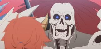 Novo trailer da série anime The Faraway Paladin