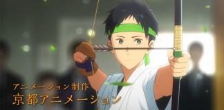 Novo trailer de Tsurune confirma estreia do filme anime em 2022