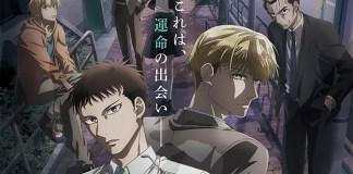 Trailer da série anime The Night Beyond the Tricornered Window revela data de estreia