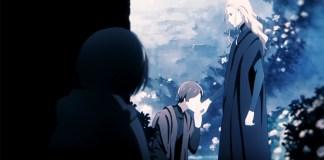 Trailer revela estreia do anime Requiem of the Rose King em Janeiro 2022