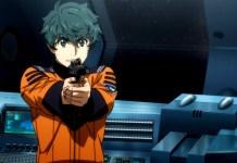 Teaser trailer do 2º filme de Space Battleship Yamato 2205