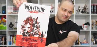 Wolverine Preto, Branco & Sangue gfloy