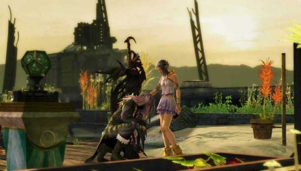 Final Fantasy XIII-2 Review 3