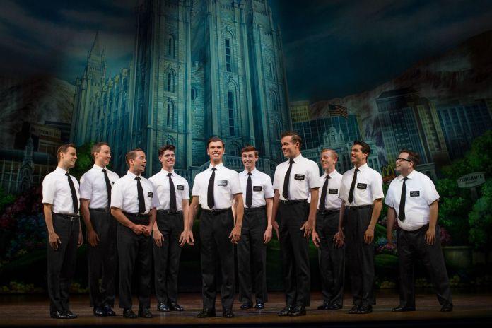 The Book of Mormon 3