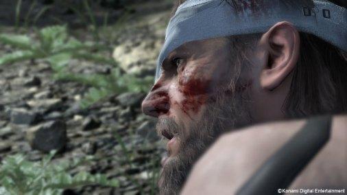 Metal Gear Solid V The Phantom Pain pic 1