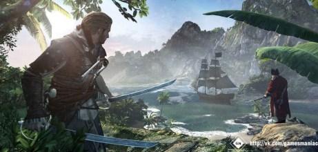 More Assassins Creed IV Black Flag Leaked Screenshots pic 5