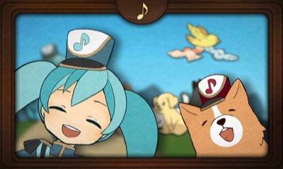Hatsune Miku Project Mirai 2 Announced pic 5