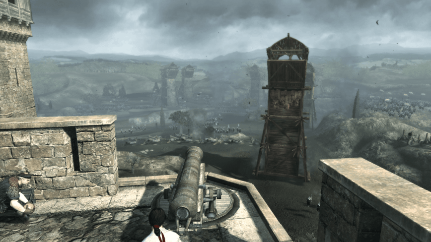Assassins Creed Brotherhood Review Screen 2
