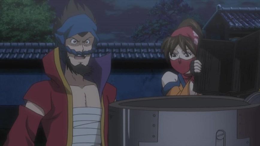 Bakumatsu Gijinden Roman Episode 1 Review Screen 2