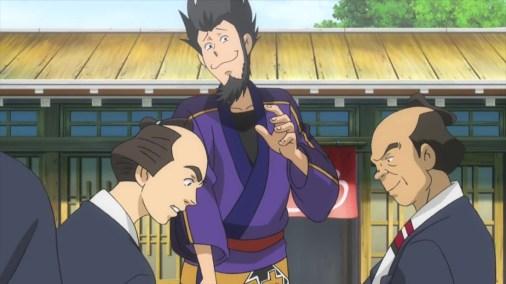 Bakumatsu Gijinden Roman Episode 1 Review Screen 6