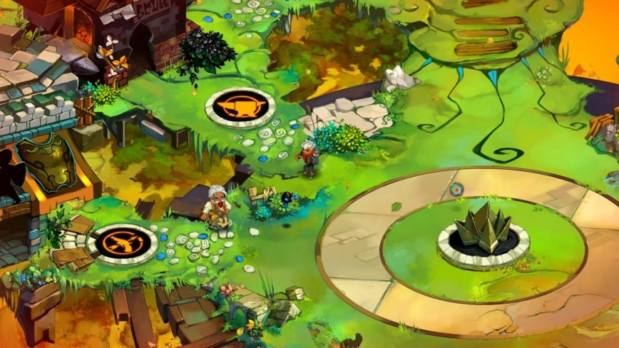 Bastion Review Screen 5