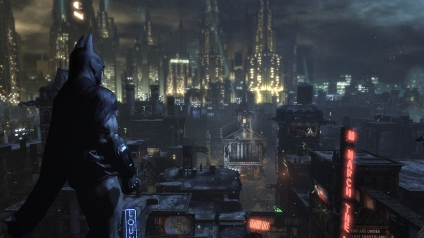 Batman Arkham City Review Screen 1