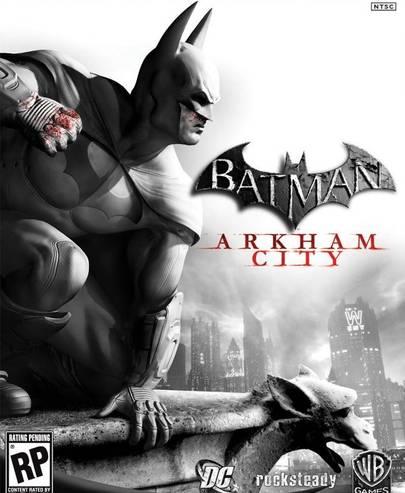 Batman Arkham City Review - Windows Box Art