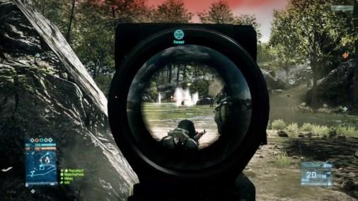 Battlefield 3 Review screen 10