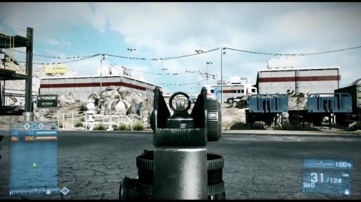Battlefield 3 Review screen 7