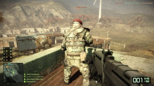 Battlefield Bad Company 2 Review screen 5
