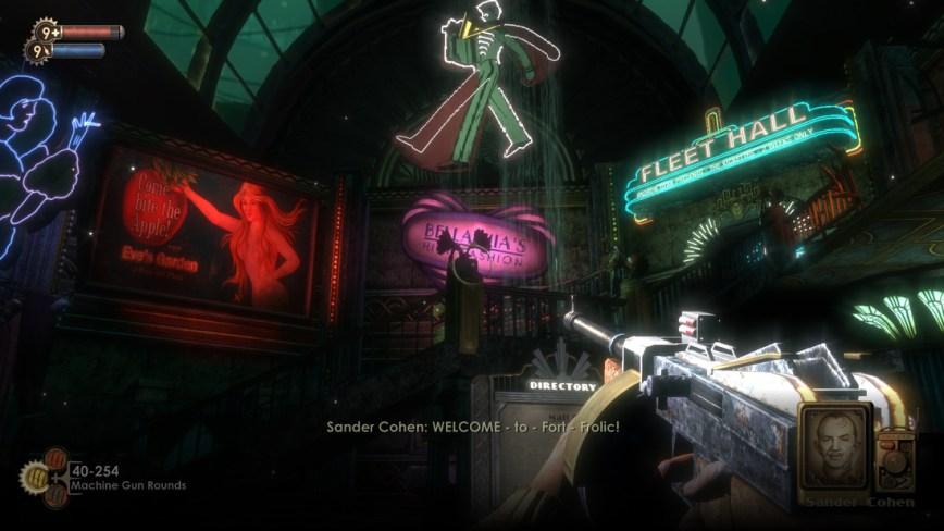 Bioshock Review Screen 1