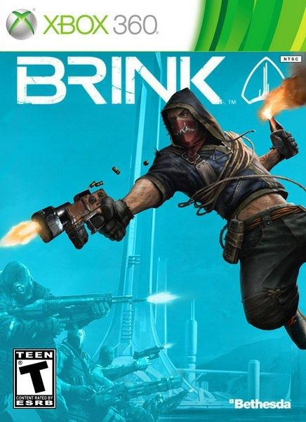 Brink Review - Xbox 360 Box Art