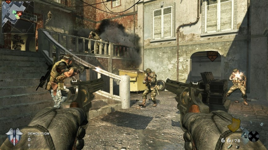 Call of Duty Black Ops Review Screen 5