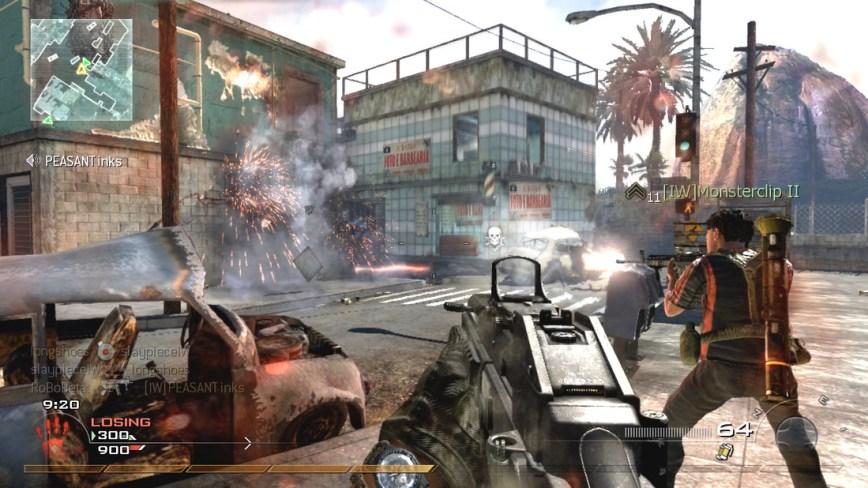 Call of Duty Modern Warfare 2 Review Screen 3