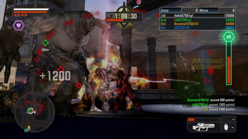 Crackdown 2 Review Screen 3
