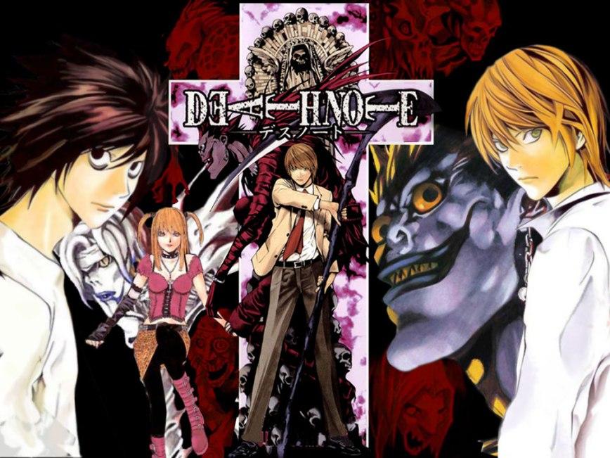 Death Note Manga cover