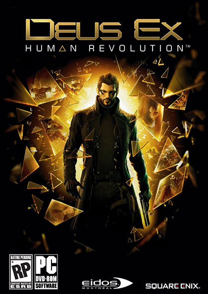 Deus Ex Human Revolution Review - Windows