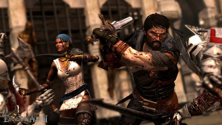 Dragon Age II Review Screen 1