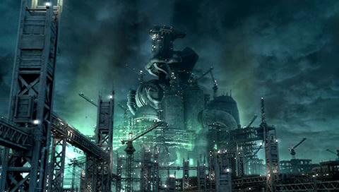 Final Fantasy VII Crisis Core Review  Screen 1