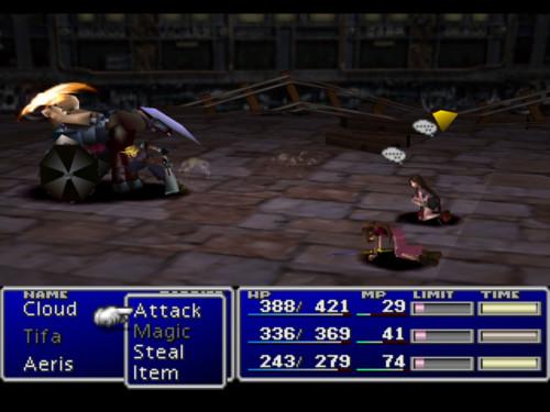 Final Fantasy VII Review Screen 5