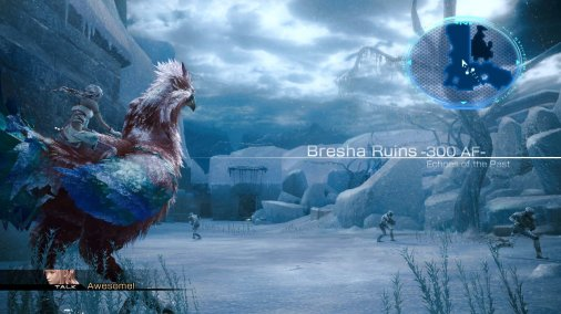 Final Fantasy XIII-2 Review Screen 11