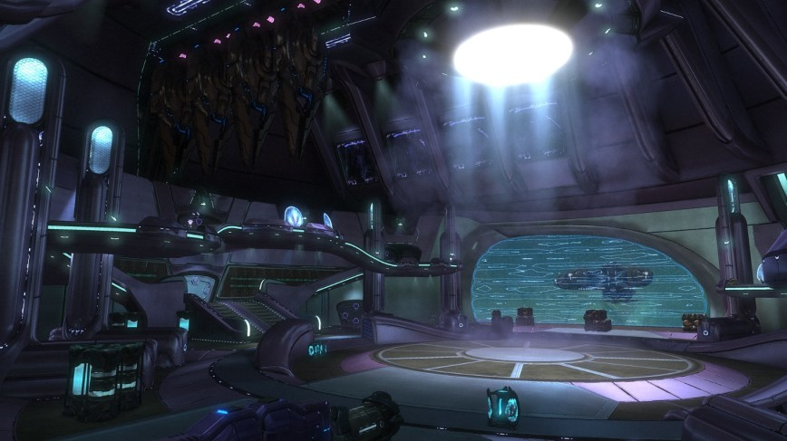Halo Reach Review Screen 3