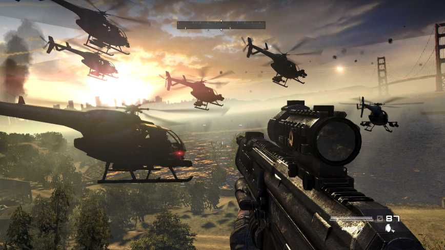 Homefront Review Screen 5