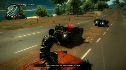Just Cause 2 Review Screen 7