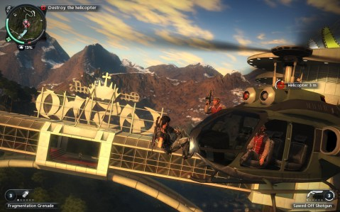 Just Cause 2 Review Screen 8