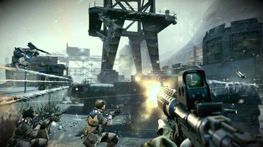 Killzone 3 Review Screen 1