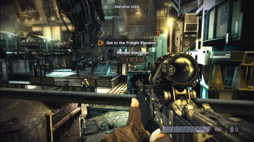Killzone 3 Review Screen 4