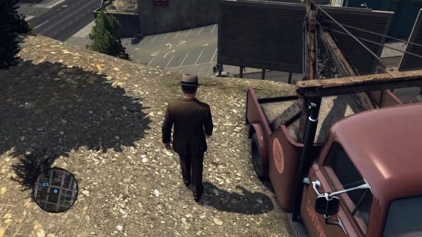 L.A. Noire Review Screen 6