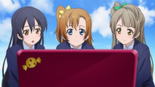 Love Live! School Idol Project Episode 2 Review Screen 1