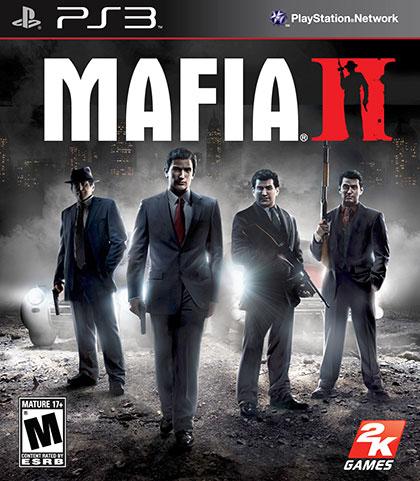 Mafia II Review - PlayStation 3 Box Art
