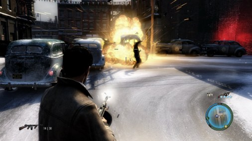 Mafia II Review Screen 1