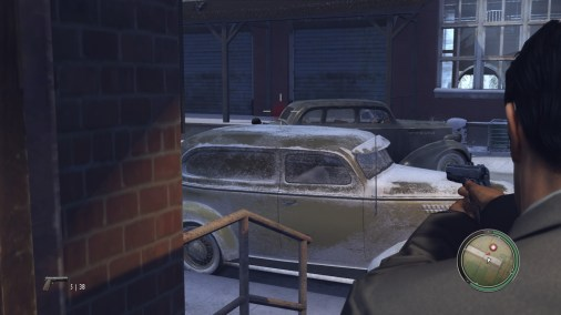 Mafia II Review Screen 9