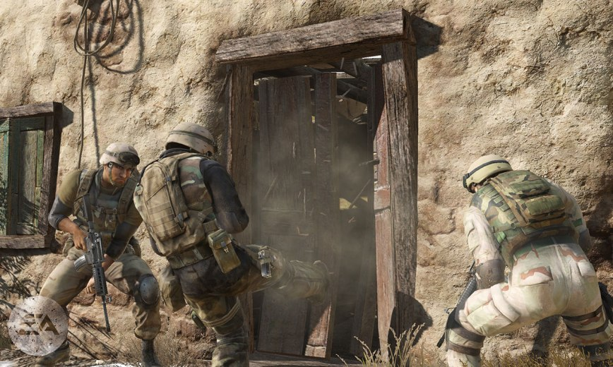 Medal of Honor Review Screen 1